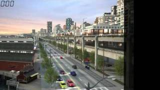 Alaskan Way Viaduct - Earthquake Simulation