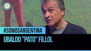 "Ubaldo ""Pato"" Fillol en #SomosArgentina ( 1 de 2 )"