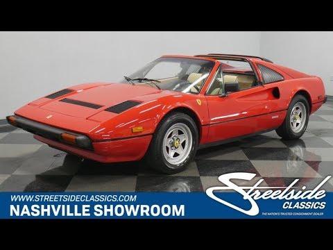 Ferrari 308 Gts For Sale >> 1984 Ferrari 308 Gts For Sale 1456 Nsh