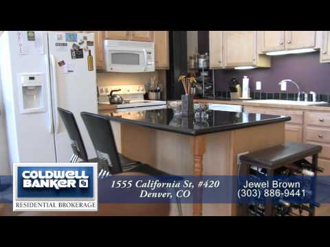 1555 California St. #420, Denver, Colorado, Loft Condo for Sale