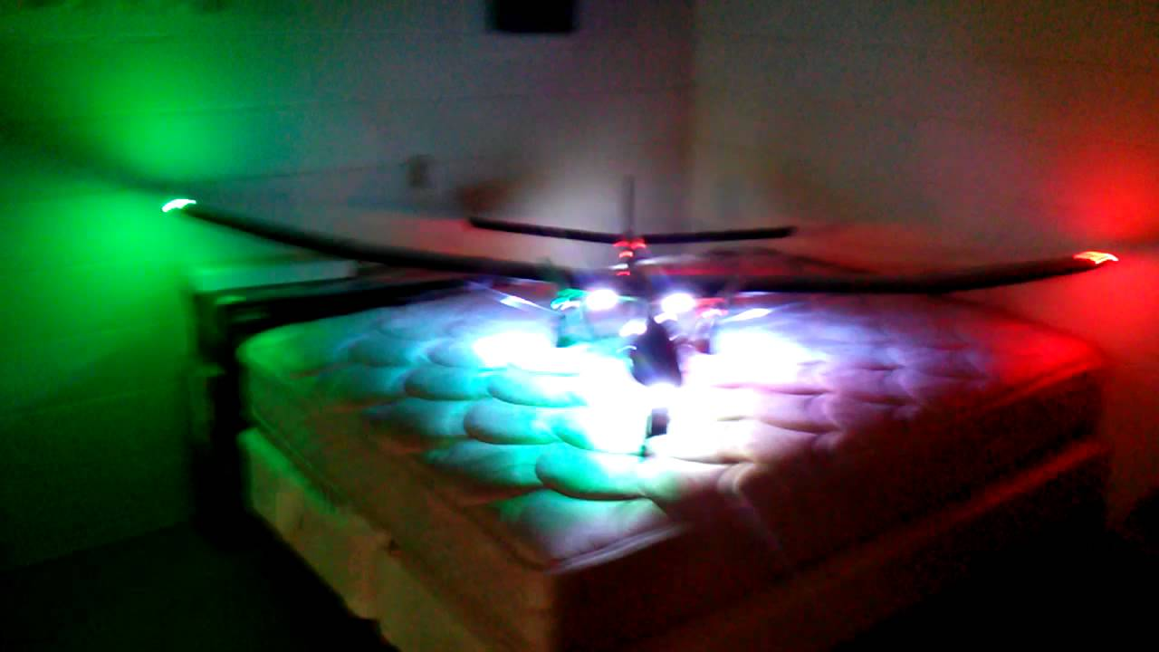 100 Spy Drone With Navigation And Strobe Lights Youtube Solid State 555 Ic Stroboscope