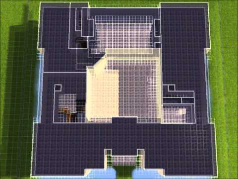 Sims3 - 191211 Shell Download, Highclere Castle