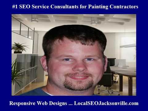 #1 SEO Services Consultant for Painters & Painting Contractors in Jacksonville FL