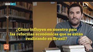 Macri, Trump, Bolsonaro y el conflicto de EE.UU. con Irán - Federico Merke con Francisco Olivera
