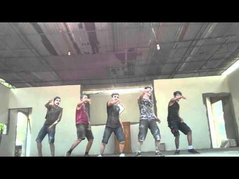 Male Dance Holland Class - BTC-CTC 37