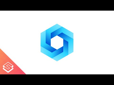 Inkscape For Beginners: Impossible Hexagon Tutorial