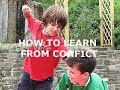 How To Learn From Conflict