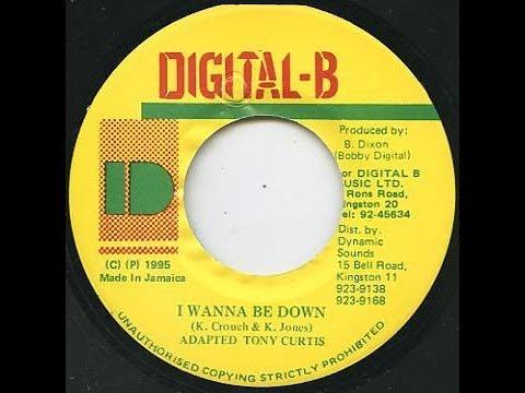 Tony Curtis  I Wanna Be Down