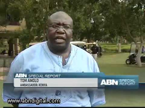 CNBC Africa's Inaugural Ambassadors Cup - Part 1