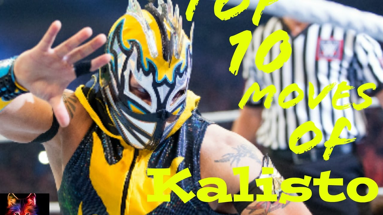 Download Top 10 Moves of Kalisto