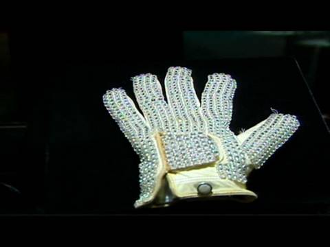 How Much For MJ's Glove?