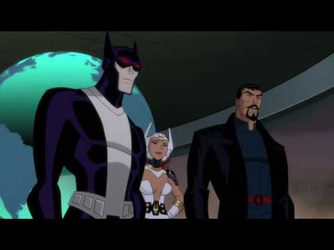 """Justice League: Gods & Monsters """"To Save or Rule"""""""