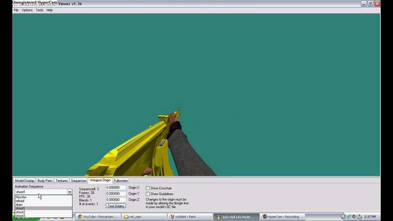 Half-life model viewer как пользоваться youtube.
