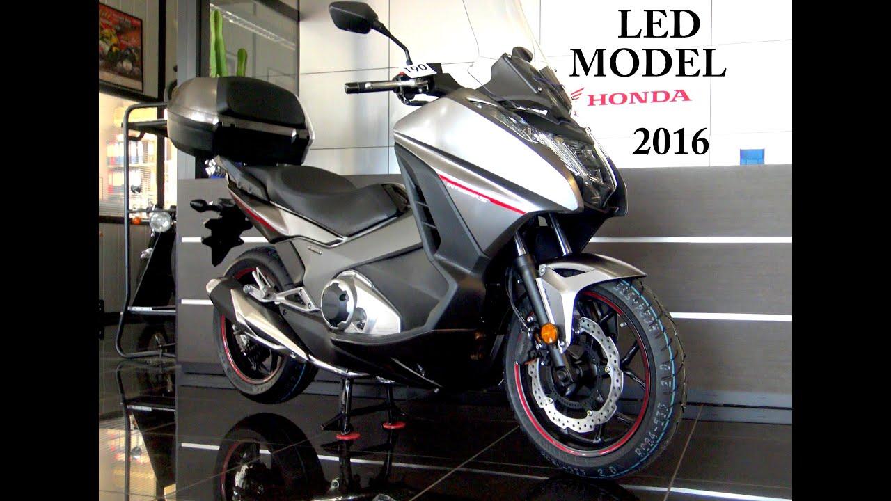 Honda Integra S 2016 Led Lights Video 4k Youtube