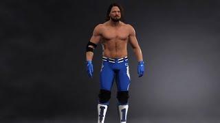 AJ Styles 2017 Savaş alanına çevirmek Nasıl 2K17 WWE: