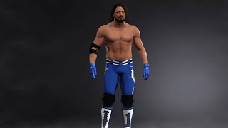 WWE 2K17: كيفية جعل AJ Styles ساحة المعركة 2017