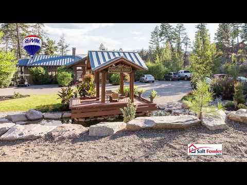 #128 9845 Eastside Road waterfront real estate at the Outback Resort in Vernon