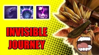Invisible Dota 2 Spells [Bristleback] | Ability Draft
