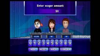 Jeopardy Wii Game 9