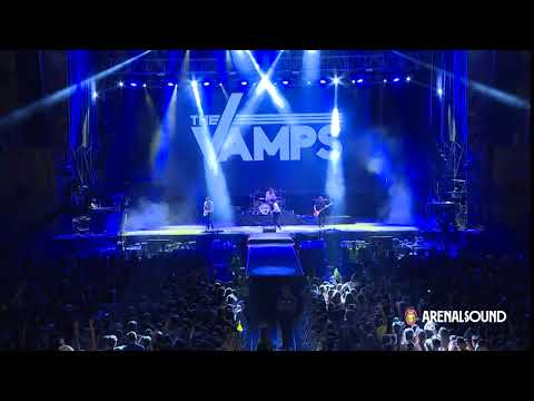 THE VAMPS @ ARENAL SOUND 2018 - DESPERADOS STAGE