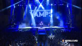 Actuación de The Vamps en Arenal Sound 2018. www.arenalsound.com ww...