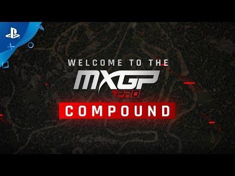 MXGP PRO – Compound Trailer | PS4
