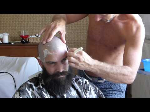 Marc - big beard, awesome baldie
