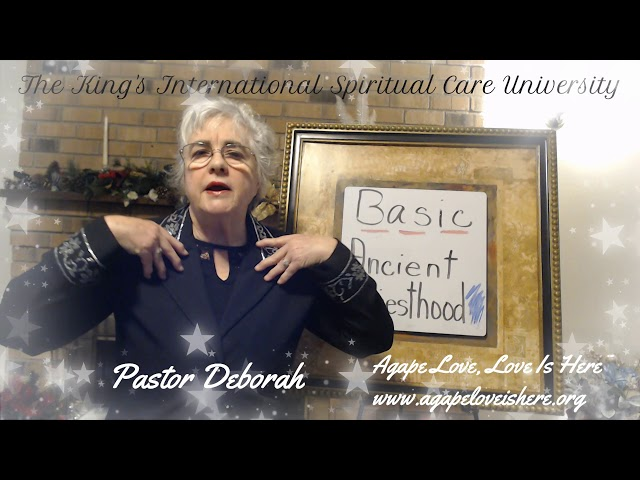 Basic Care Class, Ancient Priesthood,