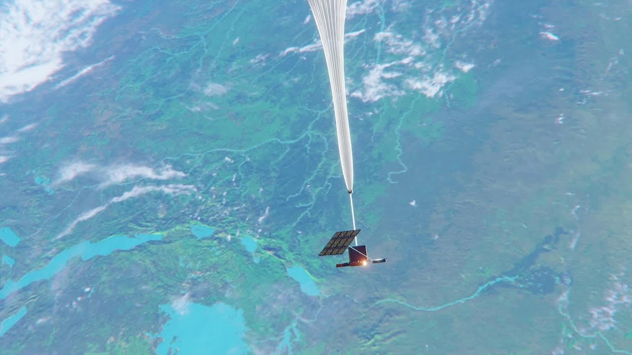 Alphabet launches internet-streaming balloons for commercial operations in Kenya