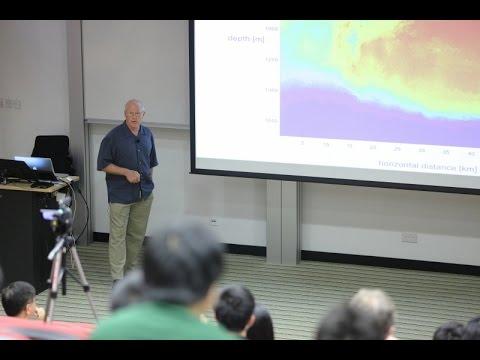 IAS Distinguished Lecture : Prof James C. McWilliams (6 Jun 2014)