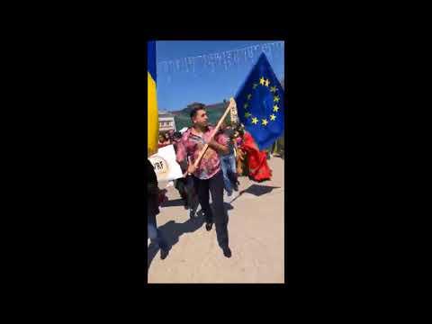 UKRAINE ROMA CULTURE DAY VIDEO