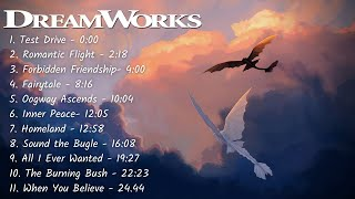 30 Minutes of Relaxing DreamWorks Animation Music | Piano Covers