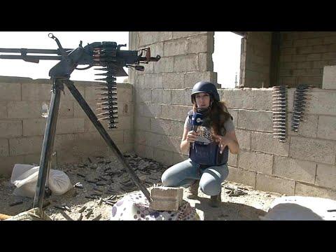 مراسلتنا تواكب الإشتباكات مع داعش في حي المشلب في الرقة