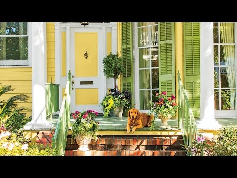5 Colors To Wake Up Your Home | Southern Living