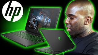 HP Pavilion 15-cx0001na Gaming Laptop With GTX 1050 Review