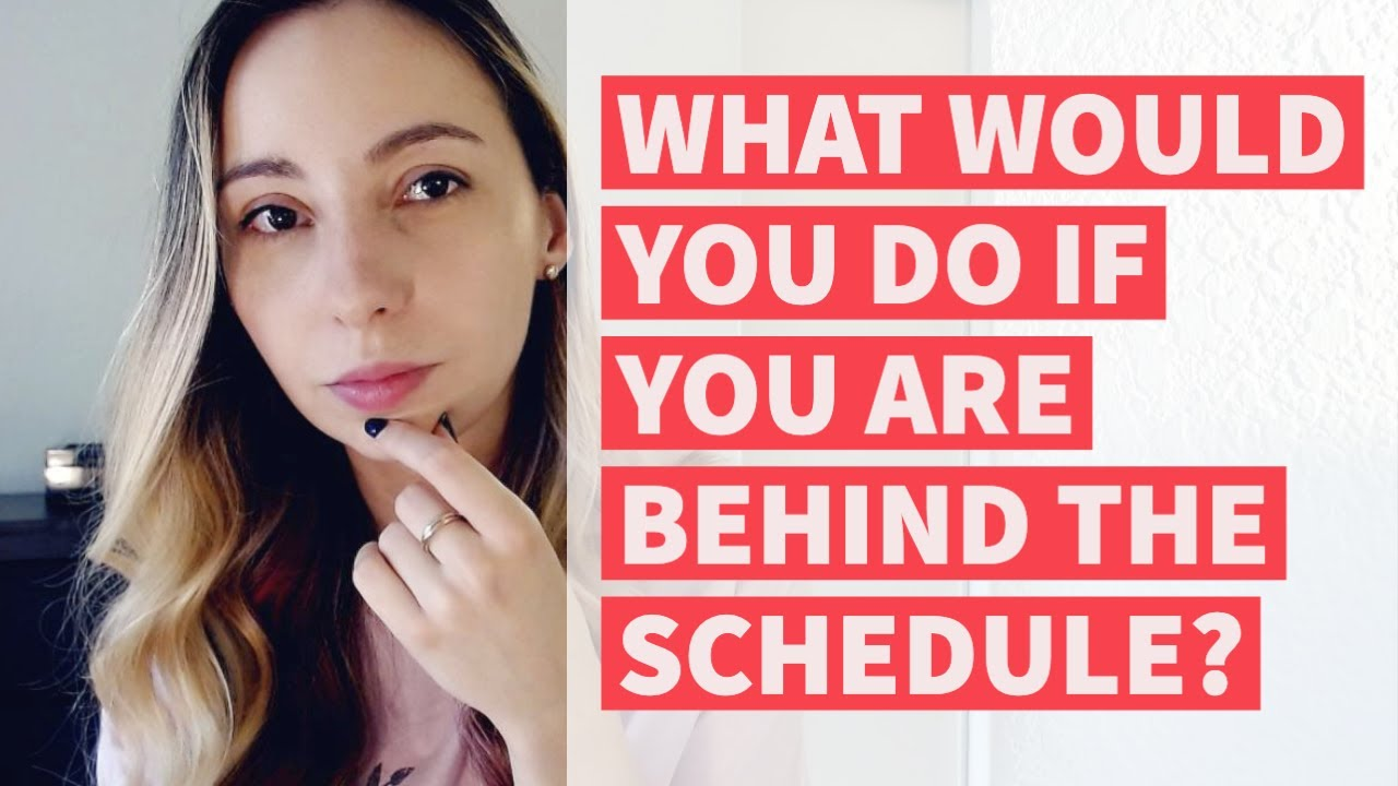 Download QA Interview: What would you do if you realize you are behind the schedule?