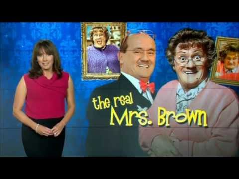 Sunday Night  The Real Mrs Brown