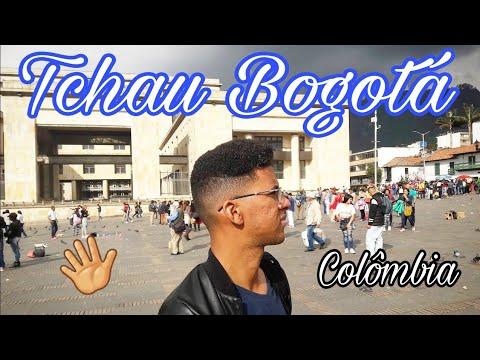Colômbia 2018 - 4 - Últimos pontos turísticos de Bogotá