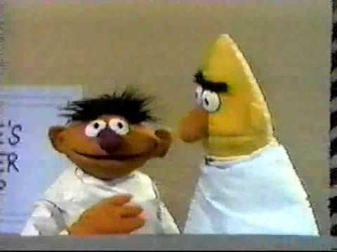 Sesame Street - Ernie's Barber Shop