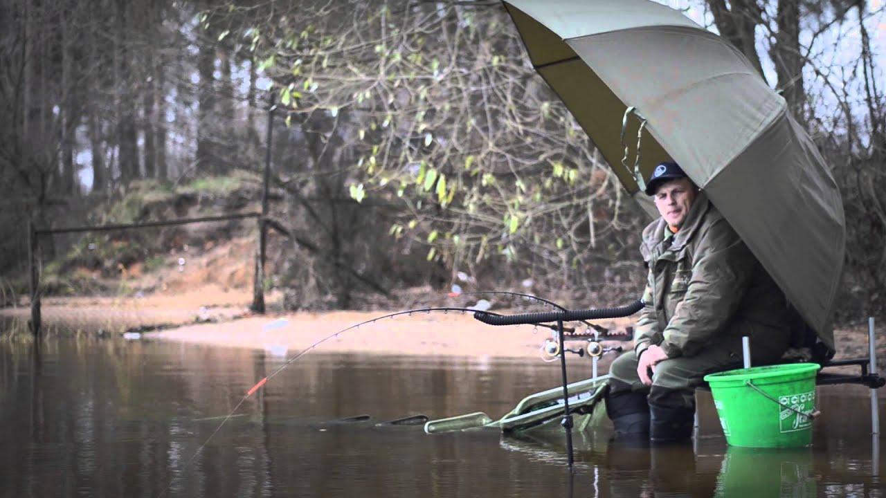 Ловля на истринском водохранилище
