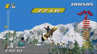 SSX Tricky PS2 Gameplay HD (PCSX2)