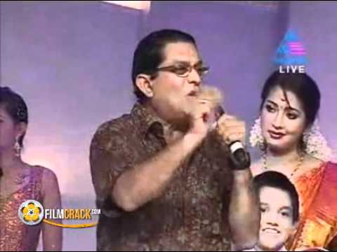 jagathy's amazing speech in munch starsinger (www.FiLMCRACK.com)
