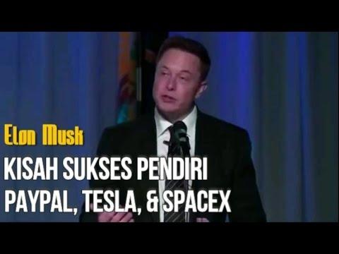 Elon Musk - Pendiri PayPal, Tesla, dan SpaceX (2013)