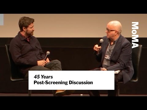 """Andrew Haigh and David Rooney on """"45 Years"""" 