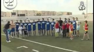 كل ما قدمه الحارس بودويورة نظير: في النهائي امام بارادو