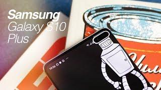 Samsung Galaxy S10 Plus - Смартфон в котором есть все!