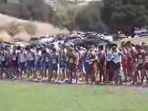 St Ignatius College Prep X-Country, Early Bird Invitl2007