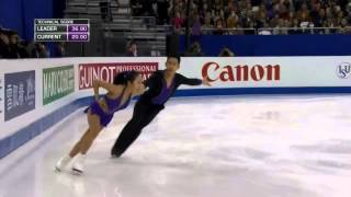 2015 World Figure Skating Championships - Wenjing SUI / Cong HAN (SP)