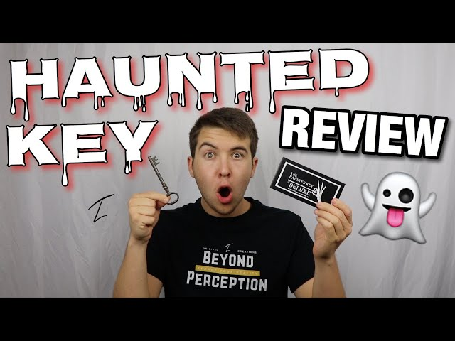 Haunted Key Deluxe by Murphy's Magic Supplies Inc. - Magic Trick Review