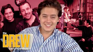 Cole Sprouse Dishes on His Emotional Big Daddy Reunion with Adam Sandler